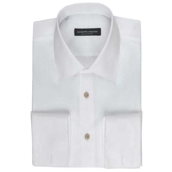 Camicia su misura Bianca | Giuseppe Ancona