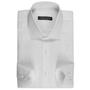 Camicia bianca 100% Lino