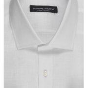 Camicia bianca di lino | Giuseppe Ancona