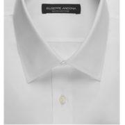 Camicie classiche su misura bianca | Giuseppe Ancona