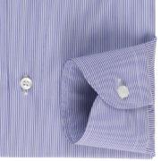Camicia su misura a righe | Giuseppe Ancona