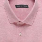 Camicia su misura Polo rosa