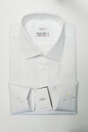camicia bianca albini